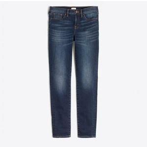 J Crew Patriotic Wash Skinny Jeans 27